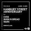 NTS x Adidas Hanbury Street Anniversary 10.10.18 Incoming