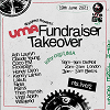 Waajeed Presents: UMA Fundraiser Takeover 15.06.21 Incoming