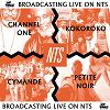 NTS x WOMAD present Channel One, Kokoroko, Cymande and Petite Noir 17.07.19 Incoming