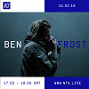 Ben Frost 14.03.18 Incoming