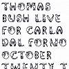 Thomas Bush 27.10.20 Radio Episode