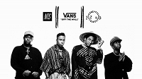 Chris P Cuts - Vans x A Tribe Called Quest 05.04.18 Radio Episode