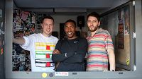 Joy Orbison, James Massiah & Jon Rust 22.05.17 Radio Episode