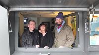 Chris & Cosey In Conversation w/ Charlie Bones 14.02.15 Radio Episode