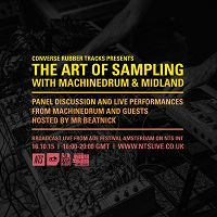 Converse Rubber Tracks: The Art Of Sampling: Dollkraut & Machinedrum 16.10.15 Radio Episode