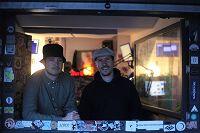 Alexander Nut & Patrick Gibin  29.04.18 Radio Episode