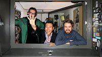 Rush Hour w/ John Gomez, Soichi Terada & Volcov 13.11.15 Radio Episode