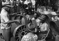 Dancing_ Barnaby Bennett Takeover, Caribbean Steel Drum Music 1959-1979  19.08.15 Radio Episode