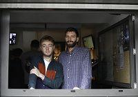 Mount Kimbie & James Blake 08.09.15 Radio Episode