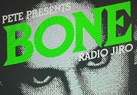Radio Jiro - Pete's Richard Bone Special 12.12.16 Radio Episode