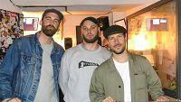 Alexander Nut w/ Tenderlonious & Dennis Ayler 20.08.17 Radio Episode